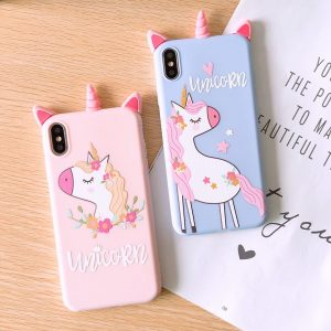 iPhone-case-unicorn-silicon