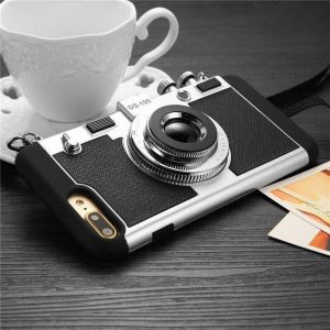 قاب-موبایل-آیفون-دوربین-کلاسیک-مشکی
