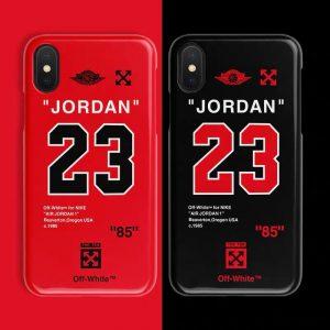 قاب-موبایل-طرح-ایرجوردن-قرمز-مشکی