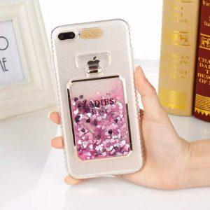قاب-موبایل-آیفون-شیشه-عطر-شنل-آکواریومی