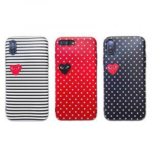 قاب-موبایل-آیفون-طرح-قلب-دار
