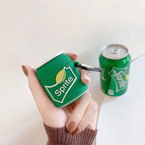 کاور-ایرپاد-قوطی-اسپرایت-سیلیکونی-سبز
