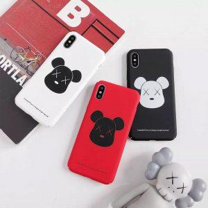 قاب-موبایل-آیفون-طرح-خرس-سسامی
