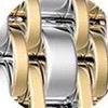 نقره ای طلایی
