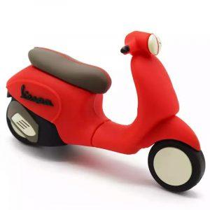 فلش-طرح-موتور-سیلیکون-قرمز