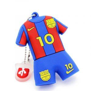 فلش-عروسکی-فوتبال-بارسلونا-مسی
