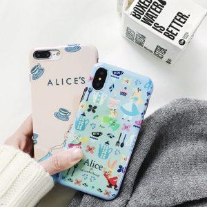 قاب-موبایل-آیفون-آلیس-در-سرزمین-عجایب