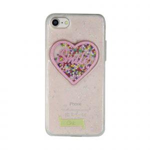 قاب-موبایل-آیفون-قلب-آکواریومی-اسمایل