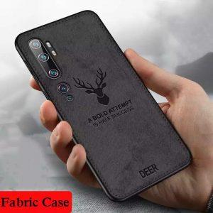 قاب-موبایل-شیاومی-پارچهای-گوزن-سیاه